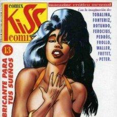Cómics: KISS COMIX Nº 13. Lote 163836620