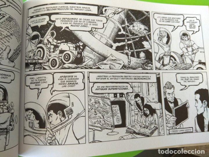 Cómics: Nuevas aventuras de Diego Valor - Una fogata en la Luna - Foto 6 - 163852506