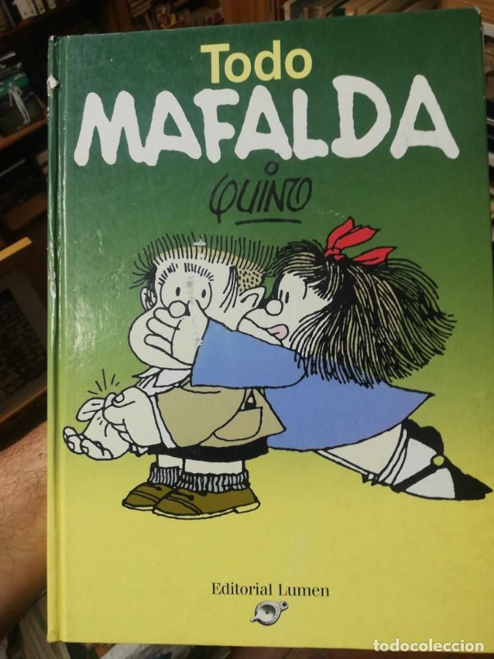TODO MAFALDA. QUINO (Tebeos y Comics - Comics otras Editoriales Actuales)