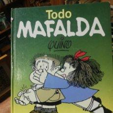 Cómics: TODO MAFALDA. QUINO. Lote 163854866