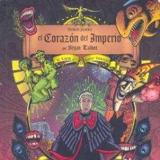 Cómics: COMIC004* EL CORAZON DEL IMPERIO, CAPITULO SEGUNDO, ASTIBERRI. Lote 163866314