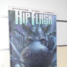 Cómics: HIP FLASK Nº 1 SELECCION NO NATURAL - DOLMEN - OFERTA. Lote 163868934