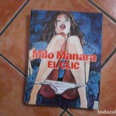 Cómics: EL CLIC MILO MANARA Nº 3, NORMA EDITORIAL . Lote 163904590