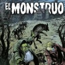 Cómics: EL MONSTRUO - ECC - CARTONE - IMPECABLE - OFI15T. Lote 163969586