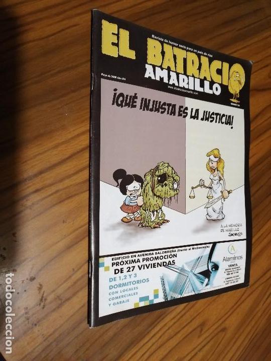 EL BATRACIO AMARILLO 156. REVISTA DE HUMOR DE GRANADA. GRAPA. BUEN ESTADO. RARA. (Tebeos y Comics - Comics otras Editoriales Actuales)