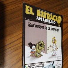 Cómics: EL BATRACIO AMARILLO 156. REVISTA DE HUMOR DE GRANADA. GRAPA. BUEN ESTADO. RARA.. Lote 183962095
