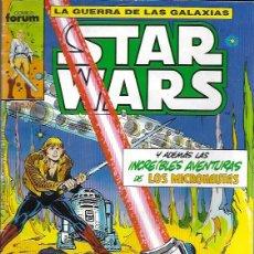 Cómics: STAR WARS. FORUM 1986. Nº 9. Lote 194657615