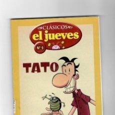 Cómics: CLÁSICOS EL JUEVES Nº9 - TATO -SEGUNDA MANO. Lote 49790575