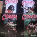 Cómics: CONAN EL PIRATA. COMPLETA. 4 TOMOS.. Lote 164576310