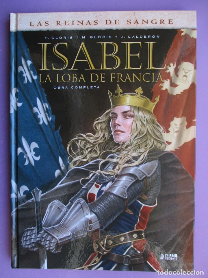 ISABEL LA LOBA DE FRANCIA INTEGRAL ¡¡¡ NUEVO!!!! (Tebeos y Comics - Comics otras Editoriales Actuales)