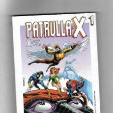 Cómics: COMICS NÚMEROS 8. CORRESPONDIENTE AL LIBRO 1 , DE PATRULLA-X. BIBLIOTECA EL MUNDO, GRANDES. Lote 50605168
