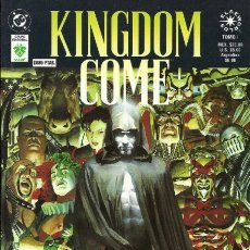 Cómics: COMIC007* KINGDOM COME, LA LLEGADA DEL REINO, TOMO 1, GRUPO EDITORIAL VID. Lote 164924406