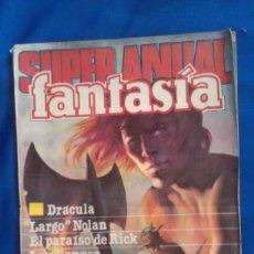 Cómics: FANTASIA - SUPER ANUAL 19. Lote 164951170