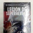 Cómics: LEGIÓN DE SUPERHÉROES. LA SAGA DE LA GRAN OSCURIDAD - COLECCIÓN NOVELAS GRÁFICAS 74 - DC CÓMICS. Lote 165023710