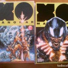 Cómics: XO MANOWAR. 1 AL 22. COLECCIÓN EN CURSO. Lote 165028926