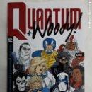 Cómics: QUANTUM + WOODY 12 (GRAPA) - VALIANT / MEDUSA. Lote 165030589