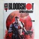 Cómics: BLOODSHOT ESPÍRITU RENACIDO 1 - VALIANT / MEDUSA. Lote 165031917