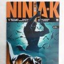 Cómics: NINJA-K 11 - VALIANT / MEDUSA. Lote 165032718