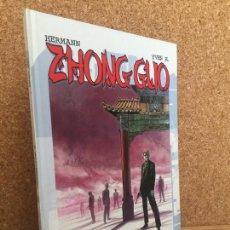 Cómics: ZHONG GUO - HERMANN - DOLMEN - TAPA DURA - BUEN ESTADO - GCH. Lote 165041538