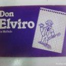 Cómics: DON ELVIRO. MELLADO. TIRAS COMICAS. EDITA JAVIER MIRALLES 1984.. Lote 165052050