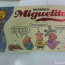 Cómics: MIGUELITO. VOLUMEN Nº 1. MI VIDA SECRETA. ROMEU. UNICA BIOGRAFIA AUTORIZADA... Lote 165066558