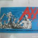Cómics: AXA. Nº 2. DONNE AVENELL / ENRIQUE B. ROMERO. EDICIONES IMPALA 1987. .. . Lote 165067662