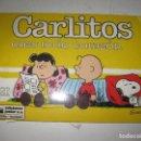Cómics: CARLITOS ERES TODO CORAZON. Nº 21.. CHARLES M. SCHULZ. EDICIONES JUNIOR 1993. Lote 165069606