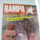 Cómics: RAMPA - RAMBLA Nº 4. BEA EDITORES, JULIO 1984. Lote 165077162