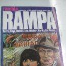Cómics: RAMPA - RAMBLA Nº 2. BEA EDITORES, ESPECIAL ABRIL / MAYO 1984. Lote 165077322