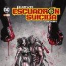 Cómics: NUEVO ESCUADRON SUICIDA Nº 4 EXTERMINIO - ECC - CARTONE - IMPECABLE - OFF15. Lote 165094358