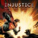 Cómics: INJUSTICE GODS AMONG US: AÑO UNO INTEGRAL - ECC - CARTONE - IMPECABLE - OFF15. Lote 165097386