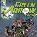 Cómics: GREEN ARROW Nº 1 TRIPLE AMENAZA - ECC - COMO NUEVO - 0FI15T. Lote 165105886