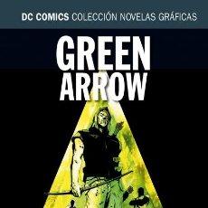 Cómics: GREEN ARROW AÑO UNO DC NOVELAS GRAFICAS Nº 15 - SALVAT - CARTONE - MUY BUEN ESTADO - OFI15T. Lote 165107478