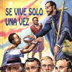 Comics : SE VIVE SOLO UNA VEZ (ED.MUNDO NEGRO, 1997) DE J. AGUILAR Y A. ARIAS. Lote 165155866