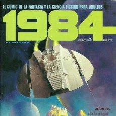 Comics: 1984 Nº 26. Lote 165212560