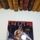 Cómics: EPIC. EDICIÓN EN ESPAÑOL. SOLO PARA ADULTOS. Nº1. 1982. . Lote 165238214