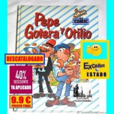 Cómics: PEPE GOTERA Y OTILIO - GRAN FESTIVAL DEL COMIC - TOMO 5 - V - BRUCH 1988 - EXCELENTE ESTADO - 9.90 €. Lote 165270826