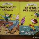 Cómics: EL VIEJO NICK Y BARBANEGRA. EDITORIAL OCEANO. COMPLETA. 6 EJEMPLARES.. Lote 165309266