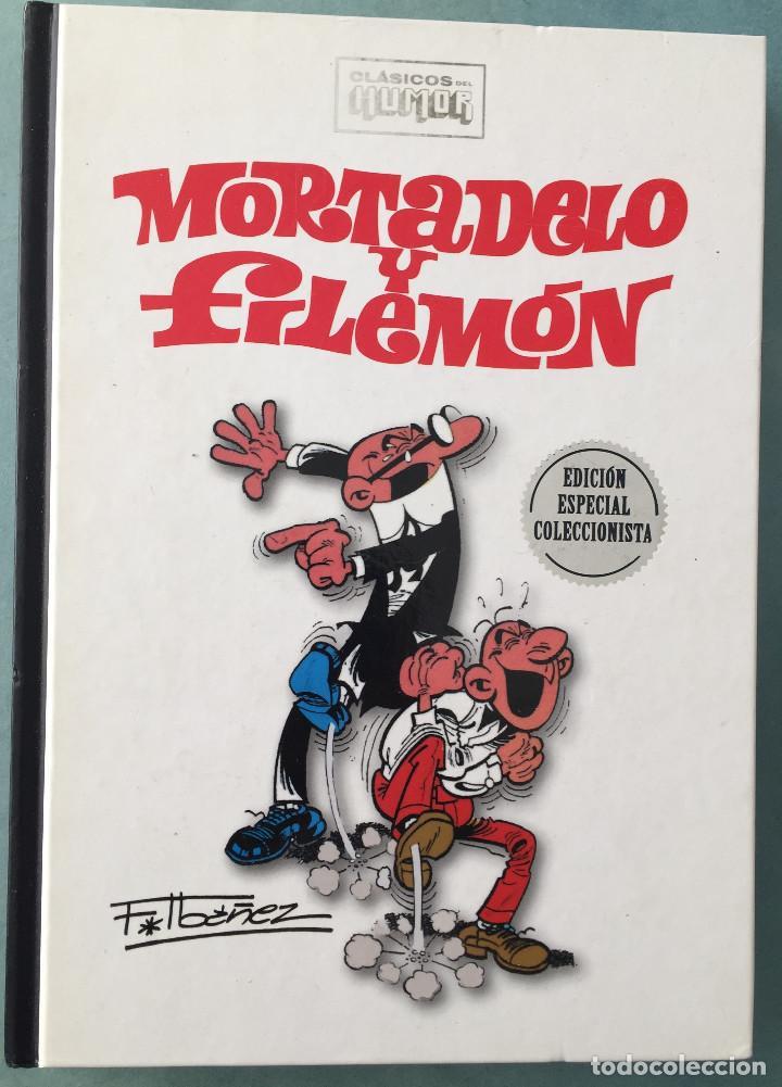 MORTADELO Y FILEMON 1 - EDICION ESPECIAL COLECCIONISTAS - RBA - 2009 (Tebeos y Comics - Comics otras Editoriales Actuales)