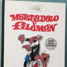 Cómics: MORTADELO Y FILEMON 1 - EDICION ESPECIAL COLECCIONISTAS - RBA - 2009. Lote 165318534