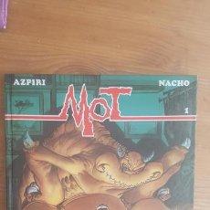 Cómics: MOT - Nº 1 - AZPIRI & NACHO - EL PEQUEÑO PAIS & ALTEA. Lote 165320690