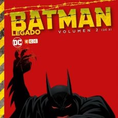 Cómics: BATMAN LEGADO VOL. 2 (DE 2) - ECC - TAPA DURA - IMPECABLE - OFF15. Lote 165369142