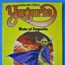 Cómics: YUGURTA RETO AL IMPERIO ( HERMANN VERNAL ) ¡BUEN ESTADO! DISTRINOVEL 1981. Lote 165395638