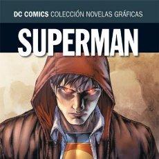 Cómics: SUPERMAN TIERRA UNO PARTE 1 DC NOVELAS GRAFICAS Nº 3 - SALVAT - CARTONE - MUY BUEN ESTADO - OFI15T. Lote 165421550