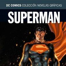 Cómics: SUPERMAN TIERRA UNO PARTE 2 DC NOVELAS GRAFICAS Nº 13 - SALVAT - CARTONE - MUY BUEN ESTADO - OFI15T. Lote 165421570