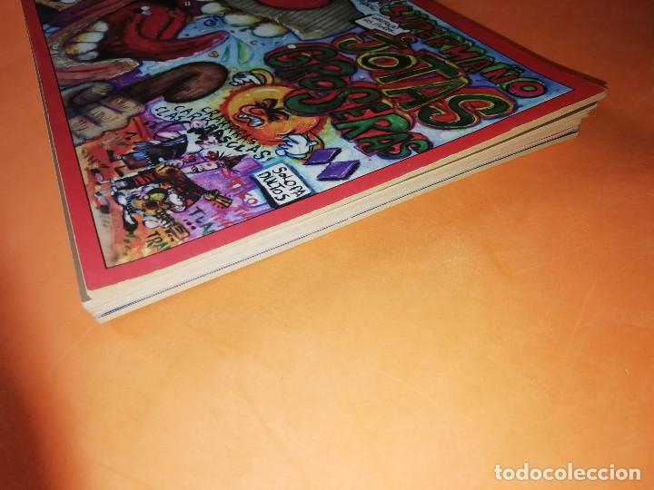 Cómics: SUPERMAÑO . SOLOPADULTOS. Nº 1,2,3,4,5,7.Y 8. EDITA INICIATIVAS. ZARAGOZA. DIFICILES. IMPECABLES - Foto 5 - 165498922