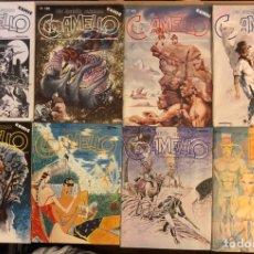 Cómics: UN FANZÍN LLAMADO CAMELLO. 8 PRIMEROS NÚMEROS. (LAS PALMAS DE GRAN CANARIAS, 1983/84). CÓMIC. Lote 165547821