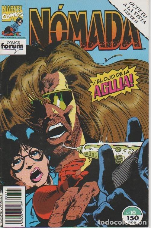 Cómics: NOMADA ( PLANETA-DEAGOSTINI/FORUM ) ORIGINALES 1993-1994 LOTE - Foto 9 - 26481098