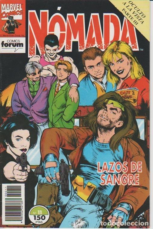Cómics: NOMADA ( PLANETA-DEAGOSTINI/FORUM ) ORIGINALES 1993-1994 LOTE - Foto 10 - 26481098