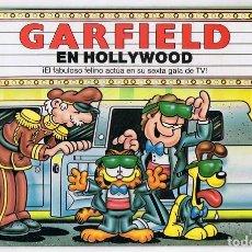 Cómics: GARFIELD EN HOLLYWOOD . Lote 165604334